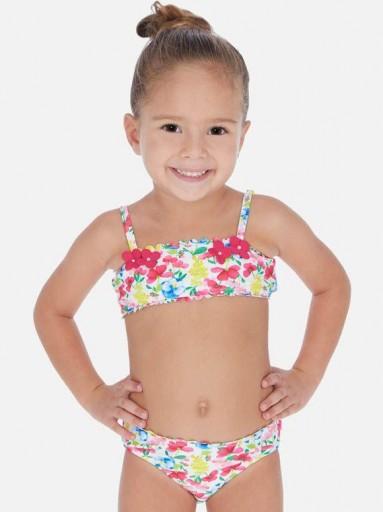 Bikini niña FLOWERS