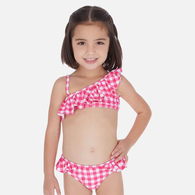 Bikini niña PINK VICHY