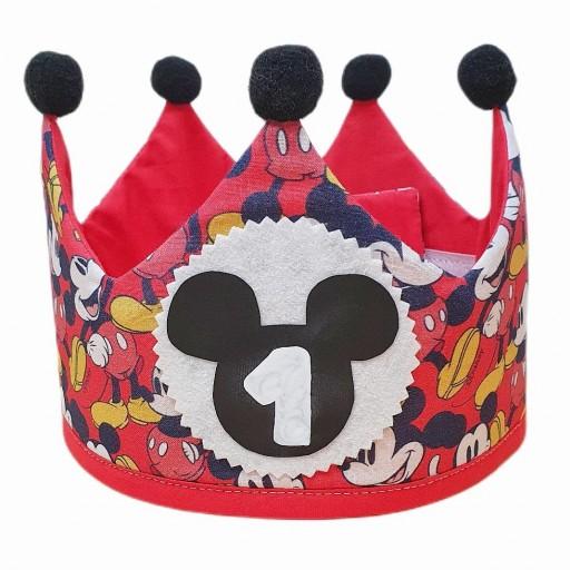 Corona de cumpleaños MICKEY