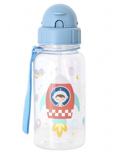 Botella Tritán Espacio
