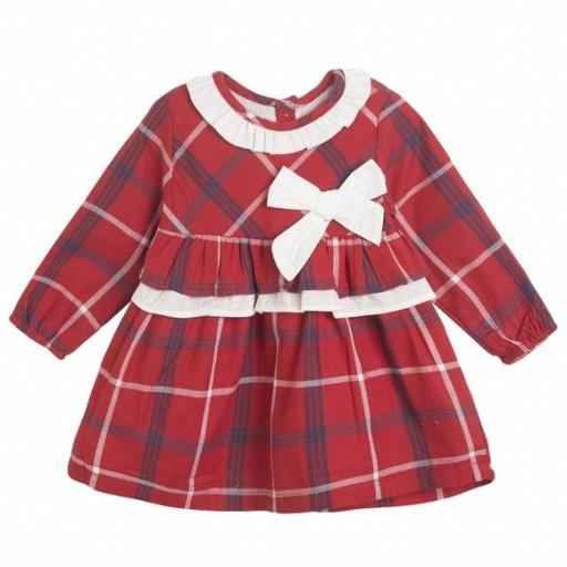Vestido bebé SWEET RED