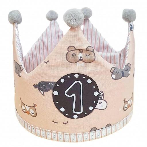 Corona de cumpleaños ANIMALS [0]