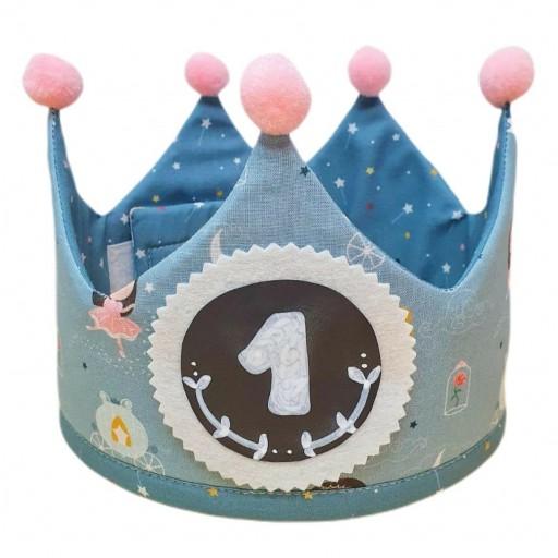 Corona de cumpleaños LITTLE PRINCESS [1]