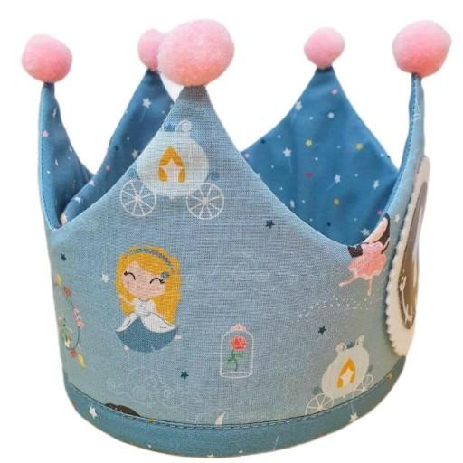 Corona de cumpleaños LITTLE PRINCESS [3]