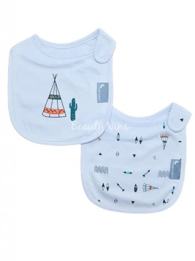 Pack 2 baberos bebé TIPPY