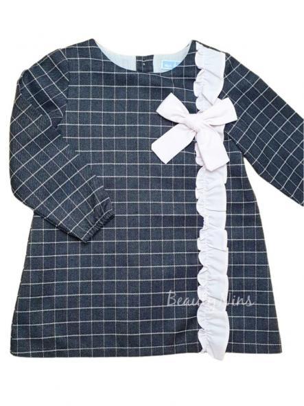 Vestido bebé SOLO ABRAZOS [0]