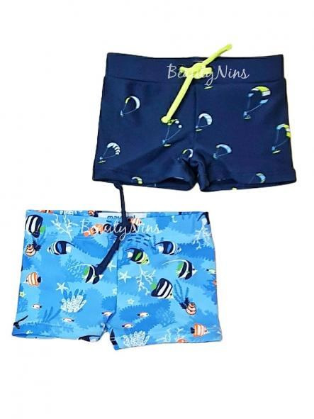 Pack 2 bañadores bebé BLUE NAUTICAL