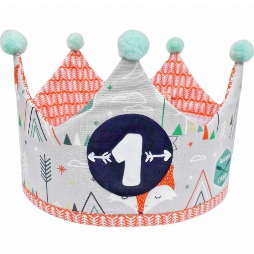 Corona de cumpleaños SUMMER CAMP