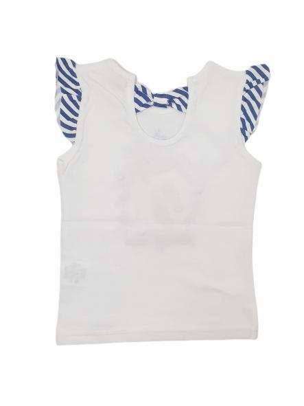 Camiseta bebé SWEET SUMMER marino [1]