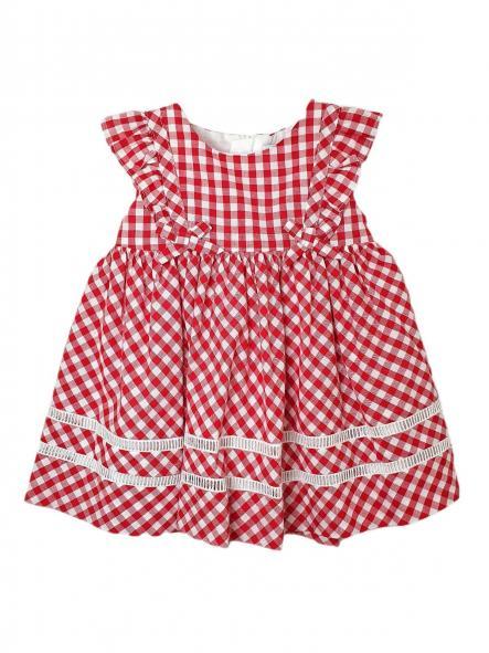 Vestido bebé VICHY