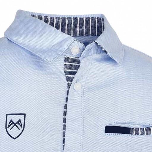 Camisa coderas niño SLIM [3]