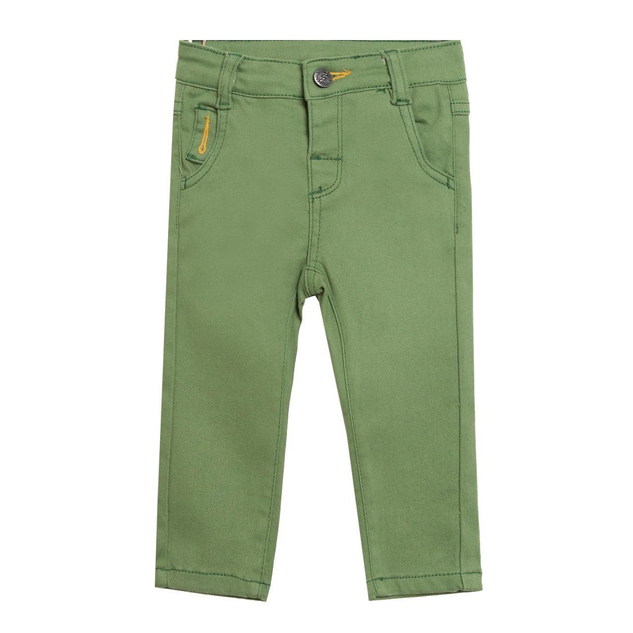 Pantalón bebé GREEN