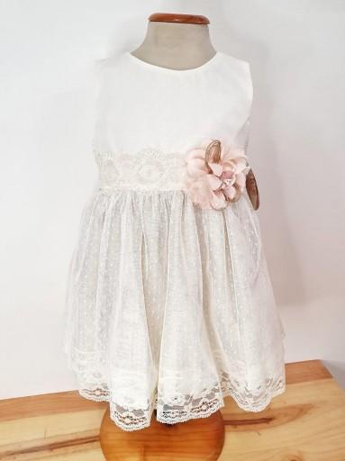 Vestido bebé ceremonia VINTAGE