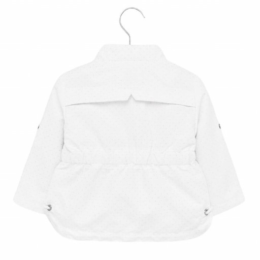 Parka bebé WHITE DOTS [1]