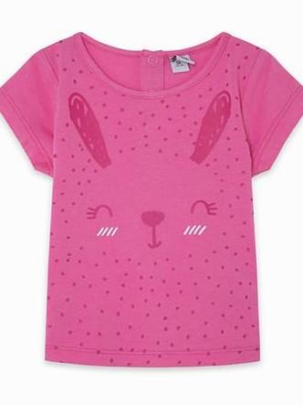 Camiseta bebé PINK RABBIT