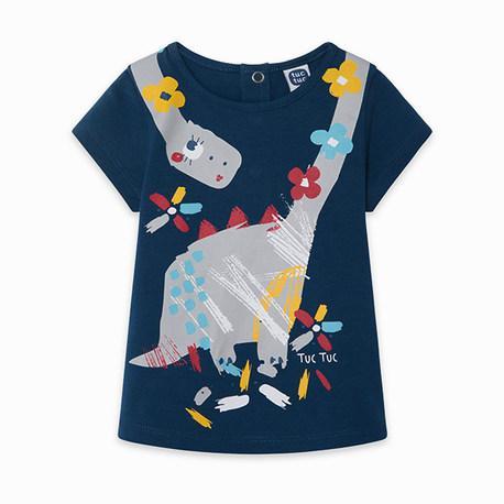 Camiseta bebé DRAW A REX