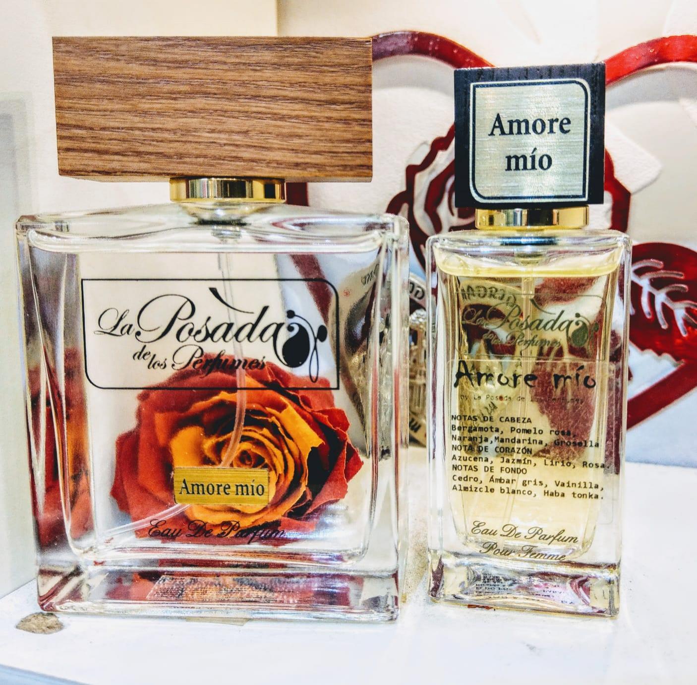 Amore mío eau de parfum