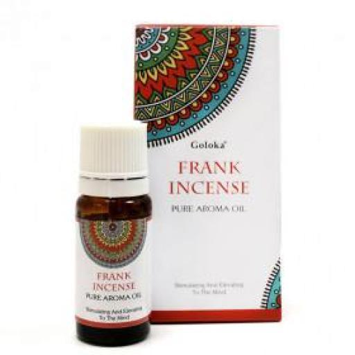 Aceite Aromático Puro Goloka -Frank Incienso 10 ml