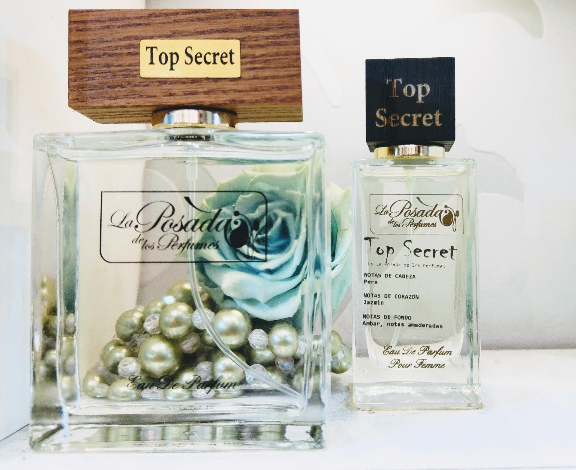 Top Secret Eau de Parfum