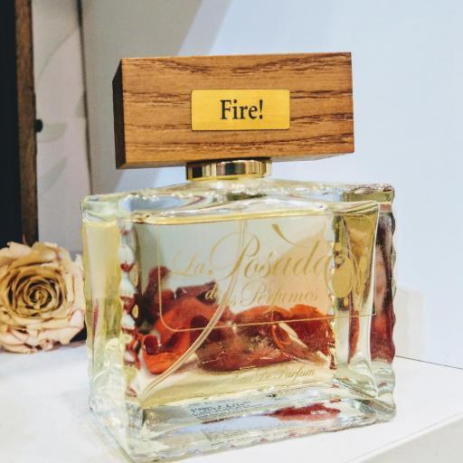 Fire! Eau de Parfum