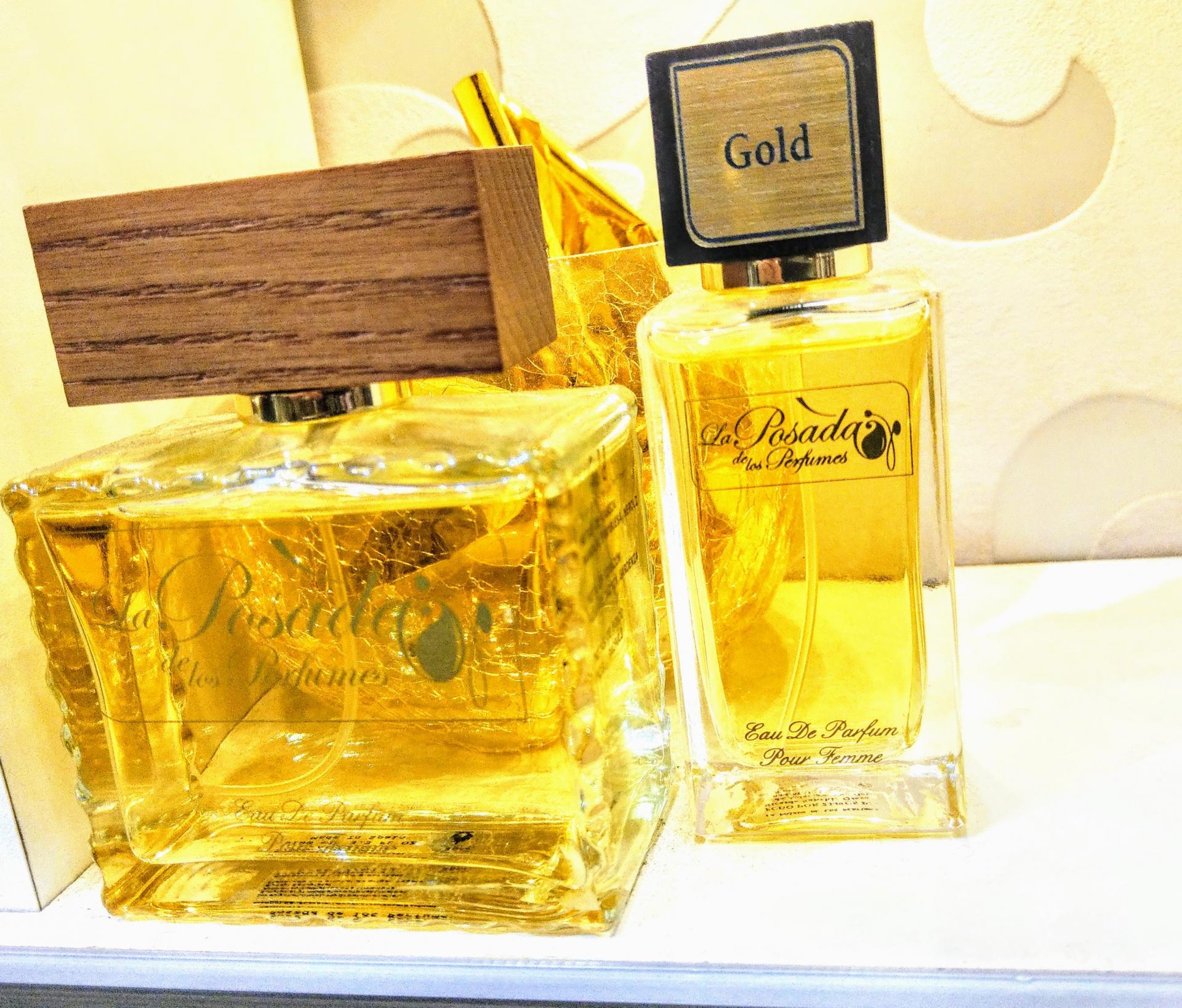 Gold Eau de Parfum
