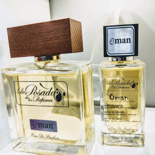 Oman Eau de Parfum