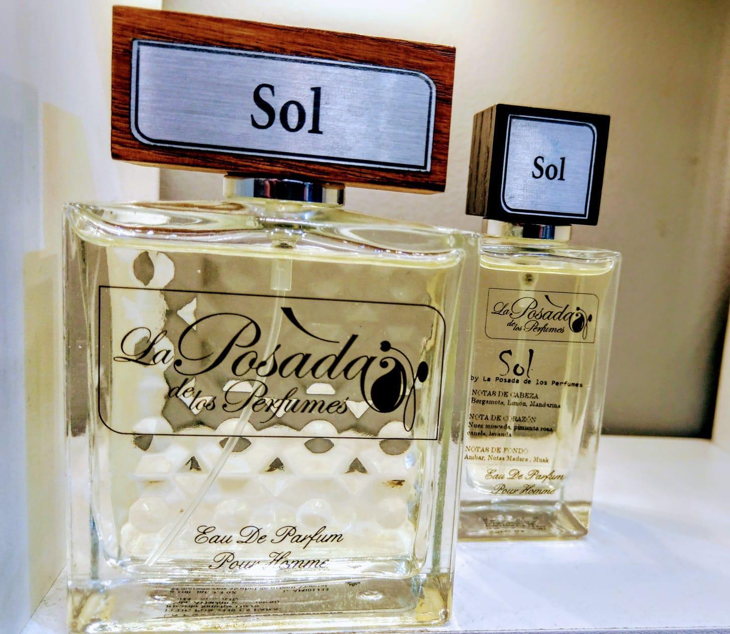 Sol Eau de Parfum