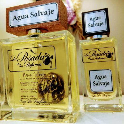 Agua Salvaje Eau de parfum