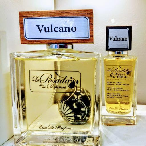 Vulcano Eau de Parfum