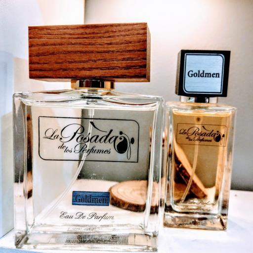 Goldmen Eau de Parfum