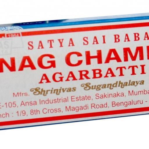 Incienso Nag Champa Clásico Satya Sai Baba 15Gr [1]