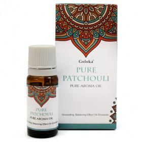 Aceite Aromático Puro Goloka - Pachuli 10 ml