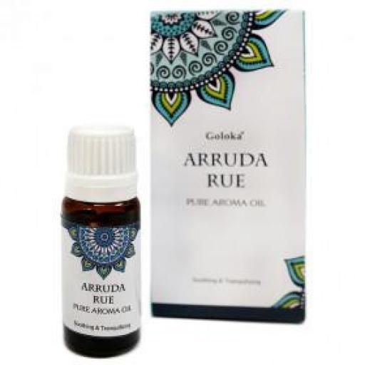 Aceite Aromático Puro Goloka - Ruda 10 ml [0]