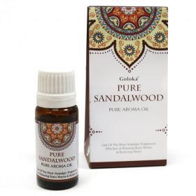Aceite Aromático Puro Goloka - Sándalo 10 ml