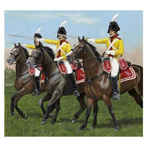1/72 Coraceros Prusianos, Regimiento Montado K2 [0]