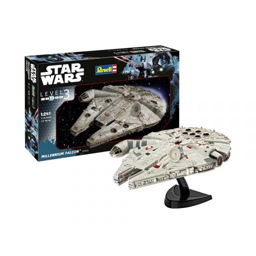 1/241 Millennium Falcon - Star Wars