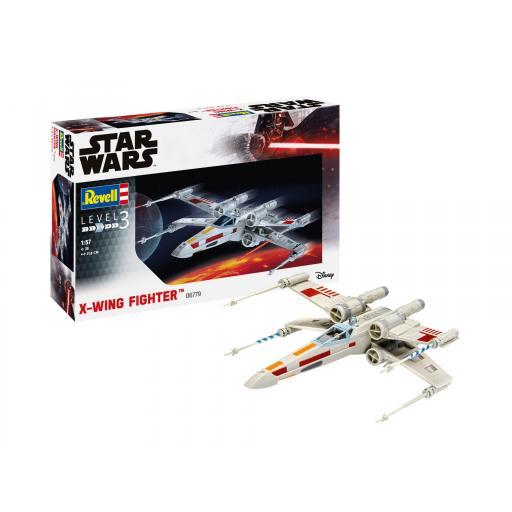1/57 X-Wing Fighter - Star Wars