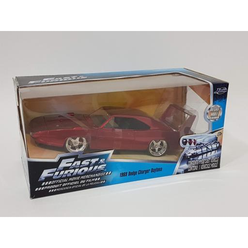 1/24 Dodge Charger Daytona 1969 Fast and Furious