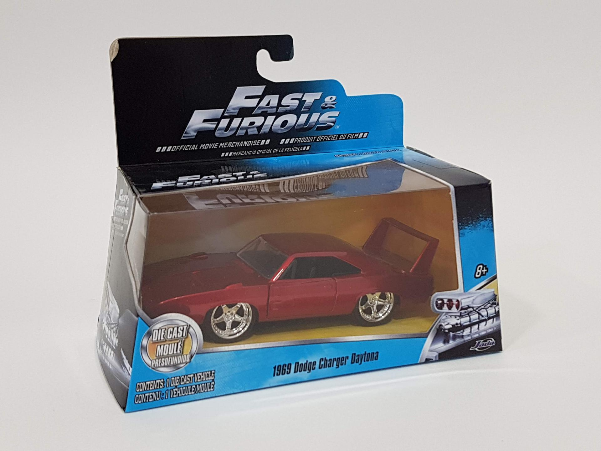 1/32 Dodge Charger Daytona 1969 Fast and Furious