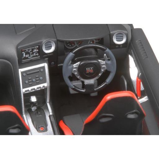 1/24 Nissan GT-R [2]