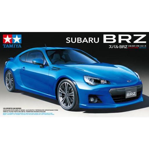 1/24 Subaru BRZ
