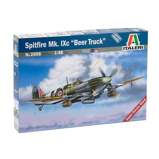 1/48 Spitfire Mk IXC Beer Truck