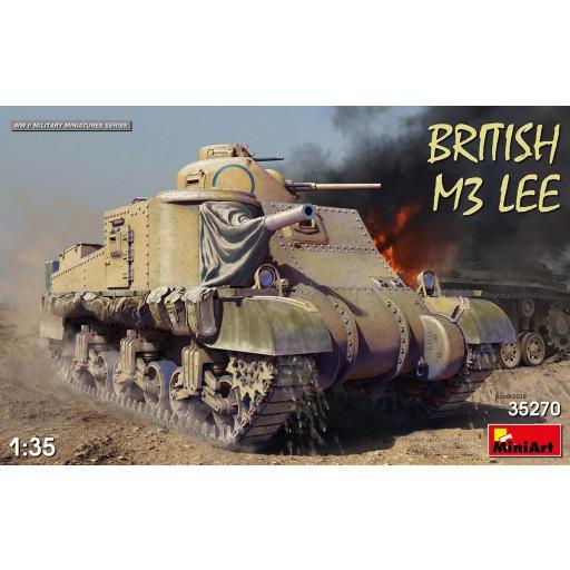 1/35 British M3 Lee