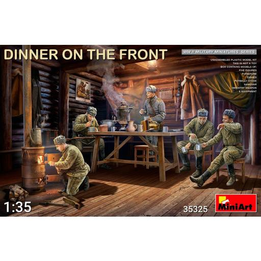 1/35 Dinner On The Front