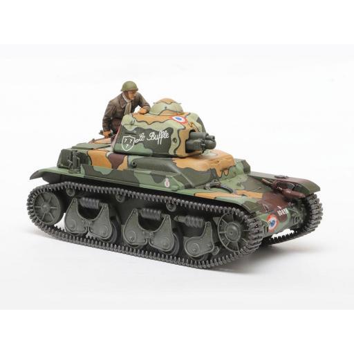 1/35 Tanque Ligero Francés R35 [1]