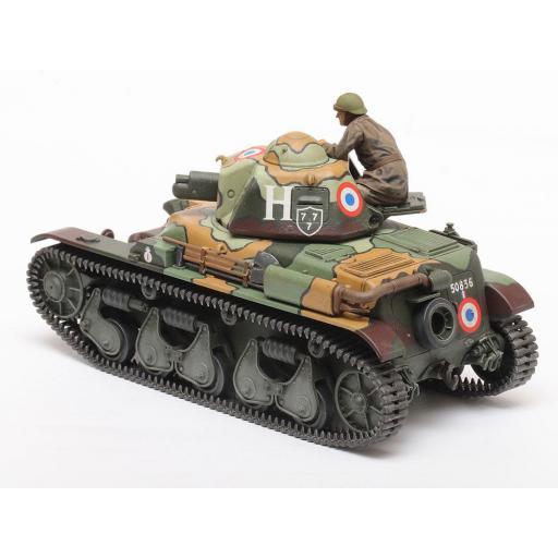 1/35 Tanque Ligero Francés R35 [2]