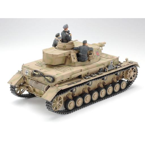 1/35 Tanque Alemán Panzer IV Ausf F.  [2]