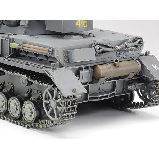1/35 Tanque Alemán Panzer IV Ausf F.  [3]