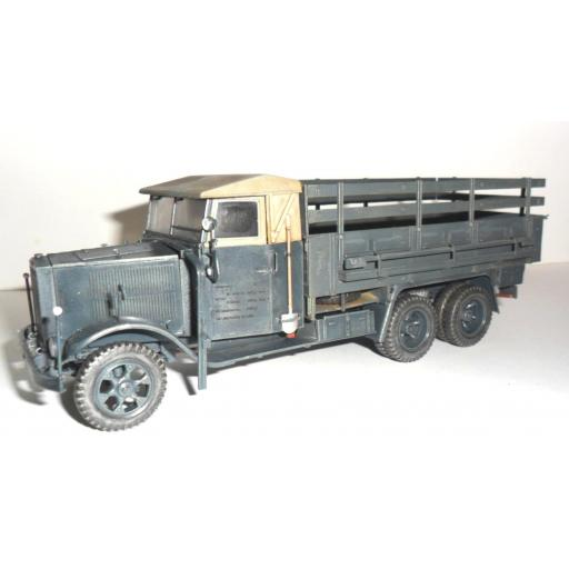 1/35 WWII German Truck Krupp L3H163 [1]
