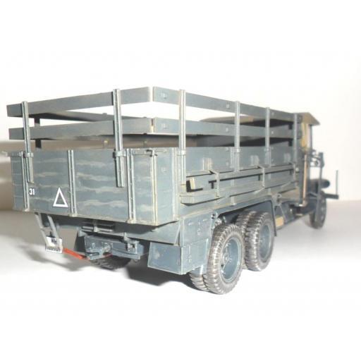 1/35 WWII German Truck Krupp L3H163 [2]